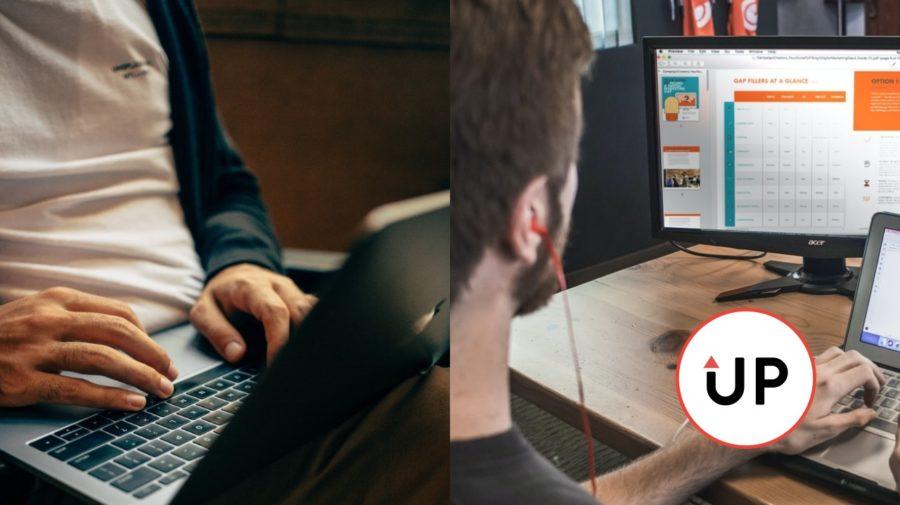 počítač,človek,muž