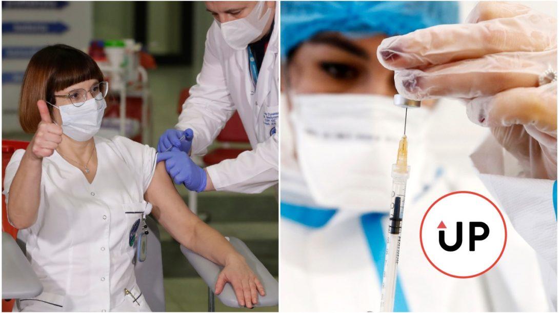 vakcína
