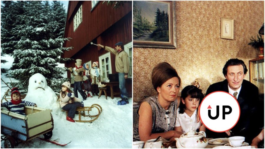 filmy vianoce rozprávky tradičné