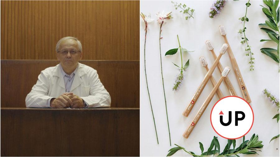 Nonoilen, Prof. Pavol Alexy, kefky Curraprox