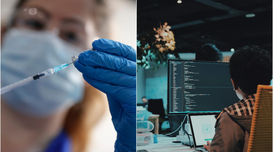 vakcina Pfizer hackeri