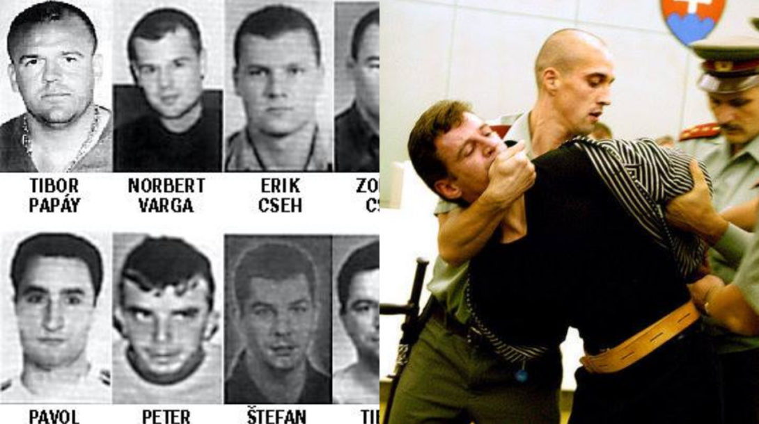 Mafiáni Slovenska