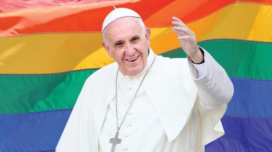 Podporuje LGBT komunitu