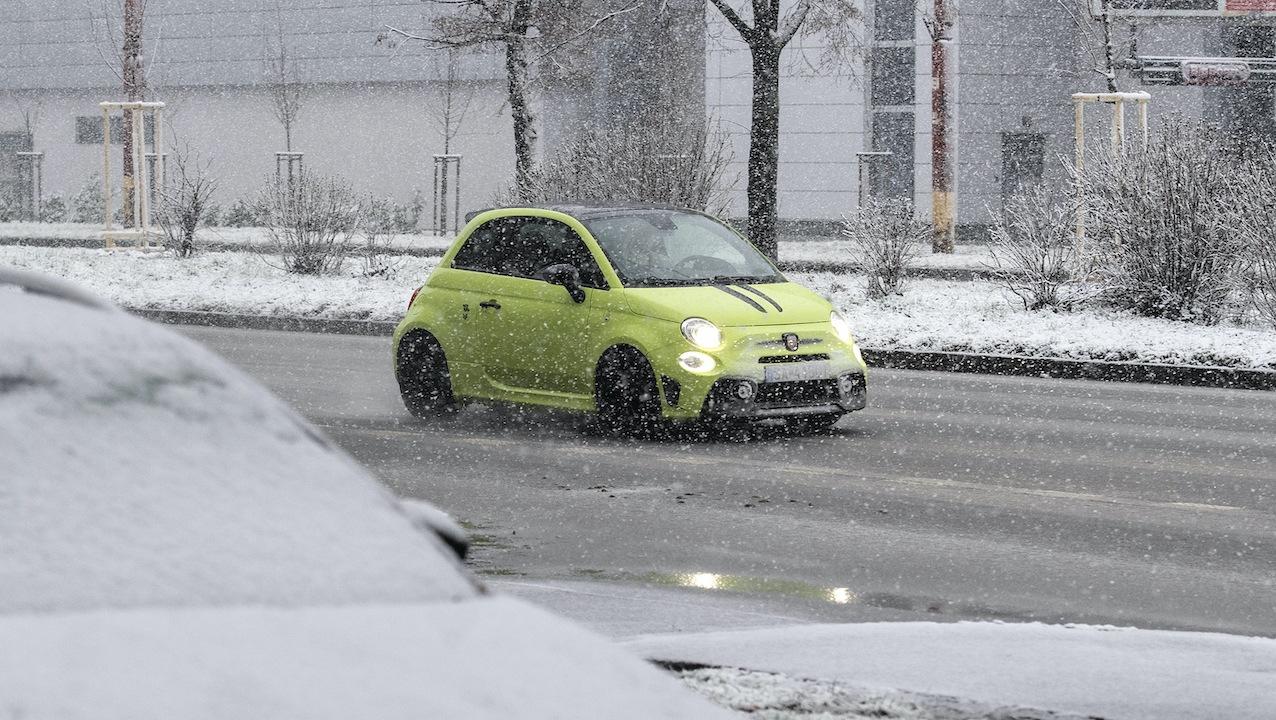bratislava sneh sneženie kalamita
