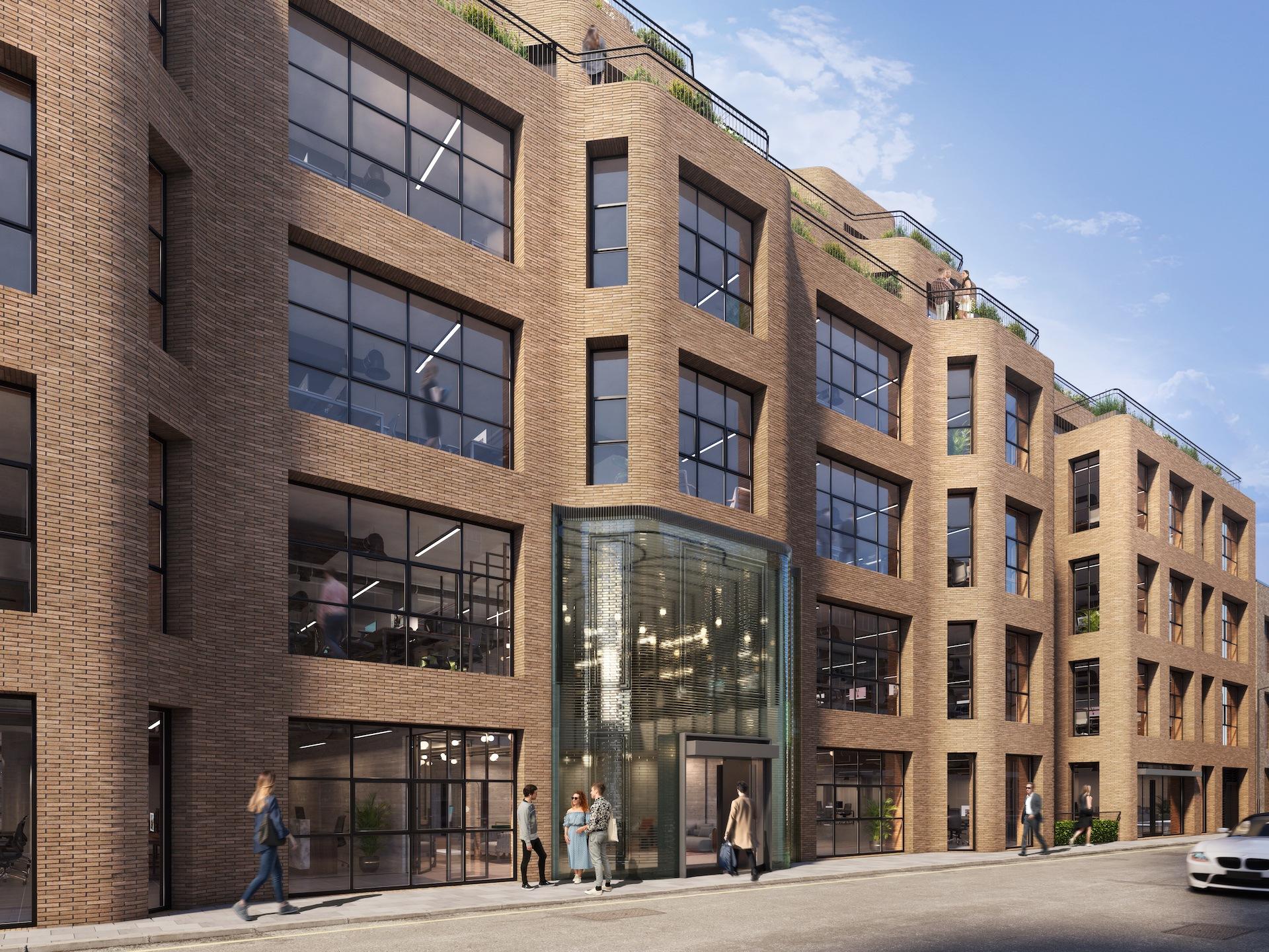 MiddleCap, architektúra, smart budova