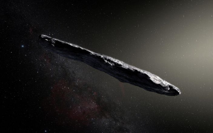 NASA, Harvard, mimozemšťania
