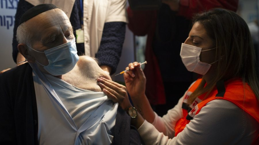 očkovanie koronavírus izrael