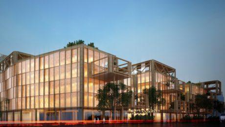 architektúra, Ateliér 3A, palma