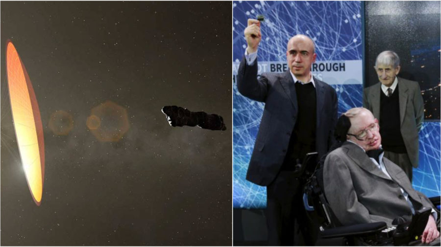 NASA, Harvard, mimozemšťania, Hawking