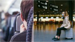 lietadlo, let, dovolenka, koronavírs, Covid-19
