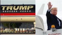 boeing 757, Trump, lietadlo