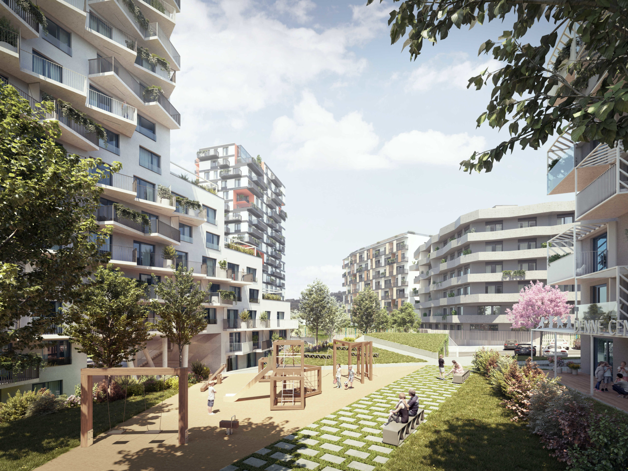 architektúra, reality, domy, byty