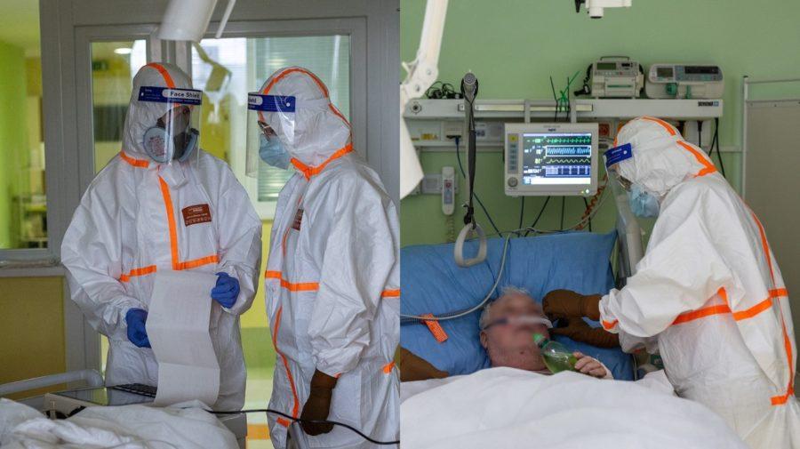 koronavirus, zdravotnici