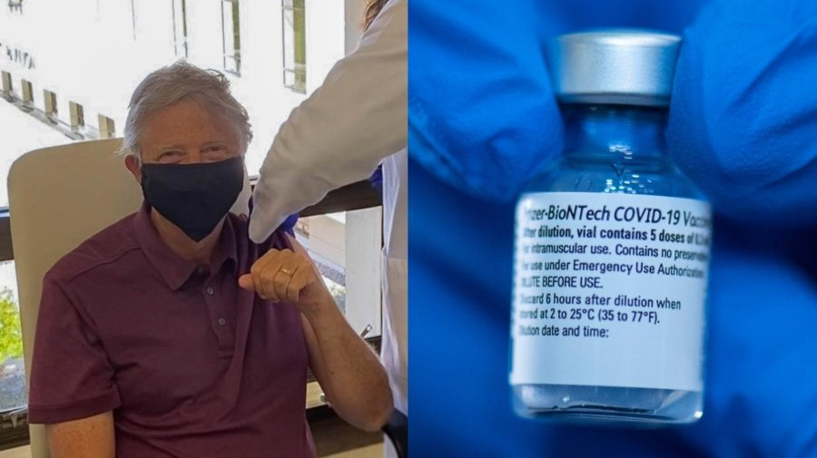 vakcina, gates