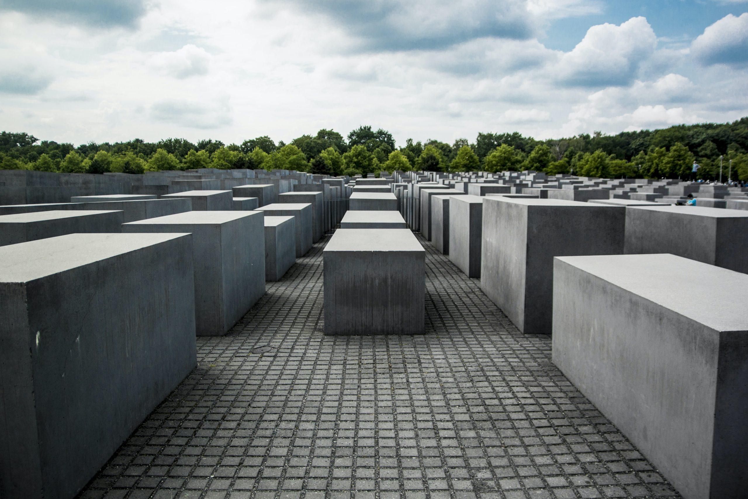 Berlín, holokaust