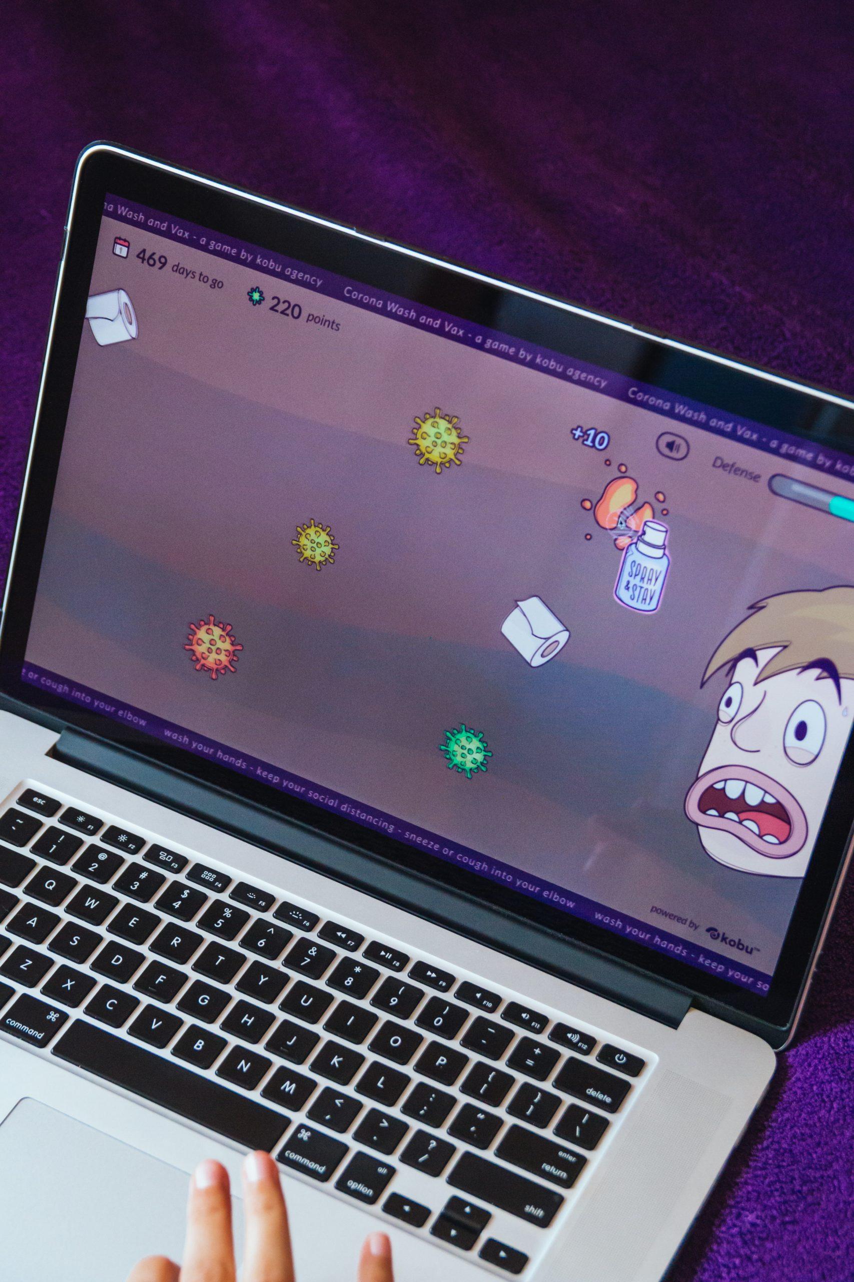 online hra