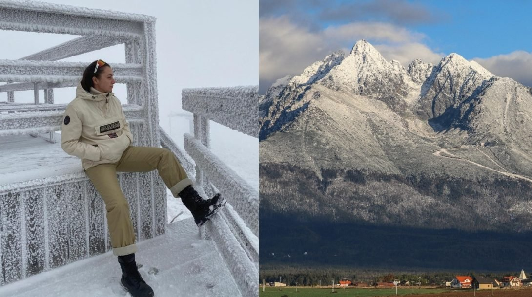 zima, slovensko, turistika