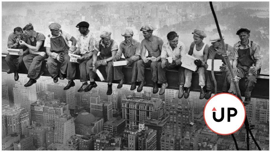 Obed na mrakodrape