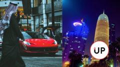 najbohatšia krajina Katar