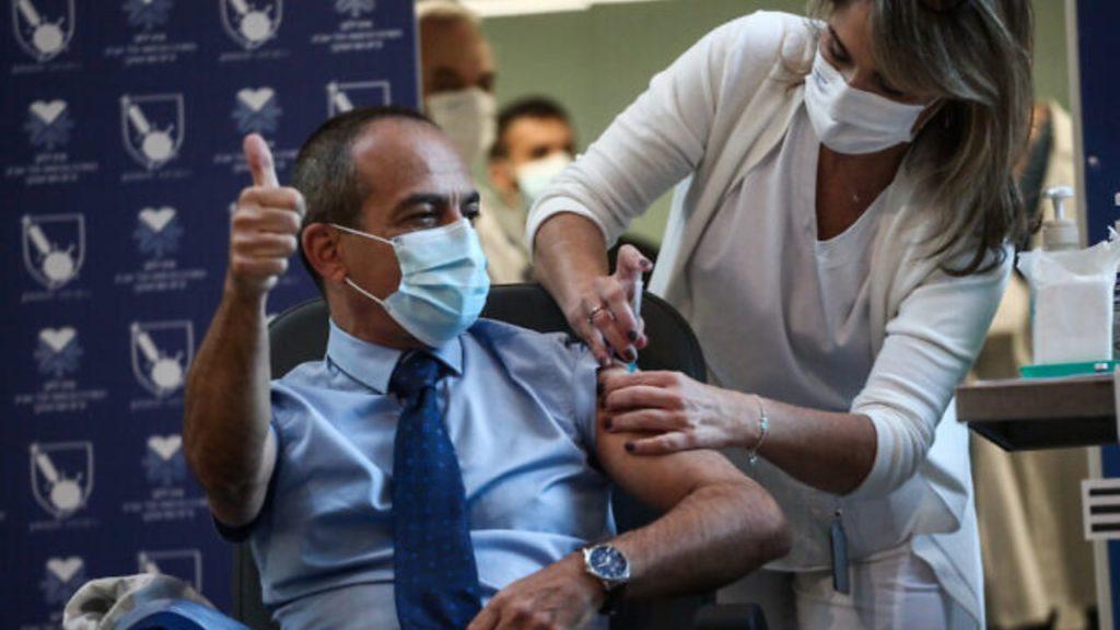 Izrael covid vakcína očkovanie koronavírus
