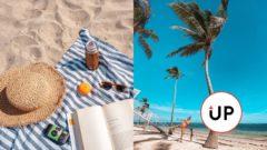 dovolenka exotika more pláž