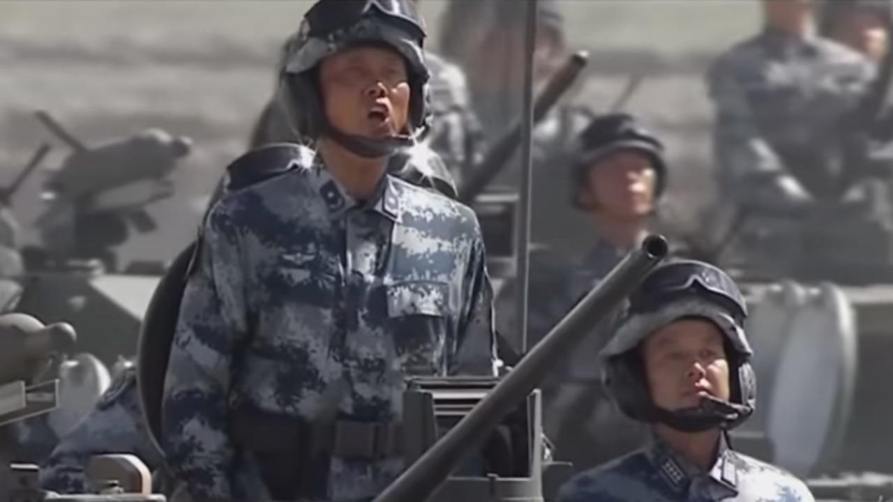 Čína, vojsko