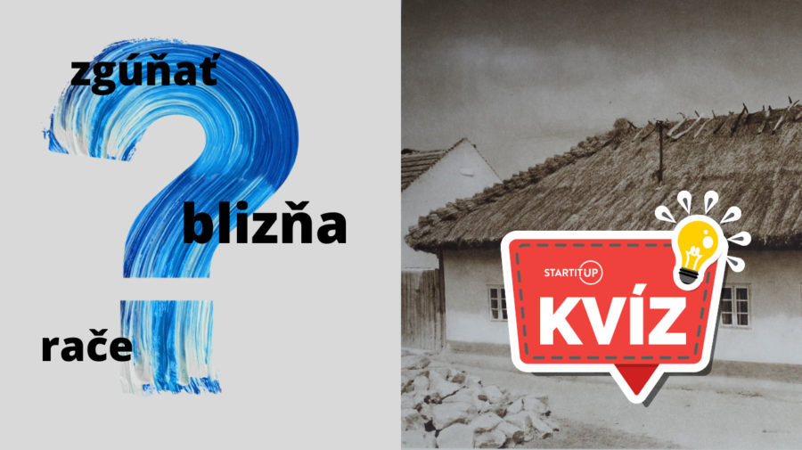 nárečia chapula Slovensko