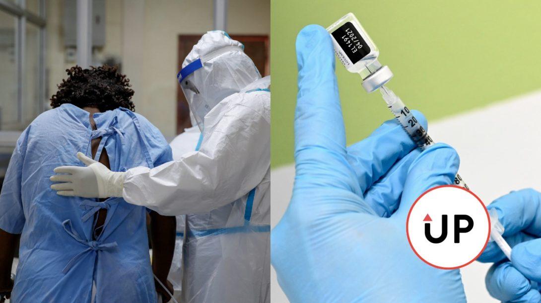 COVID-19, vakcína Pfizer