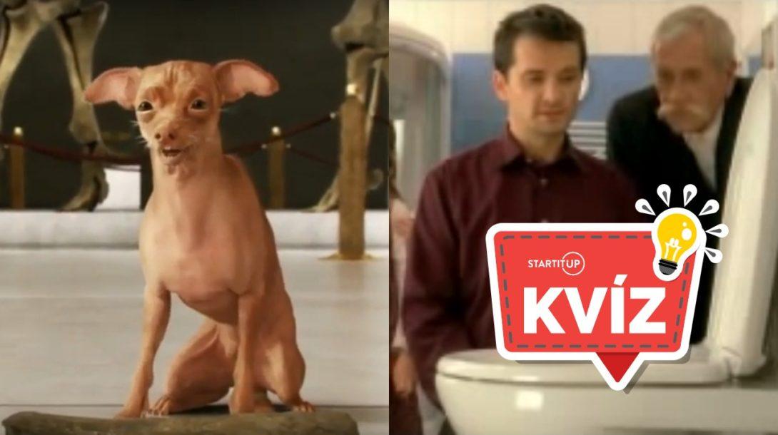 Kofola reklama, T-com reklama
