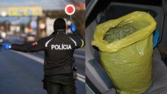 policia, marihuana