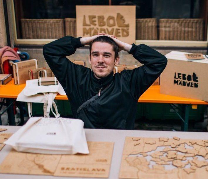 Zakladateľ projektu Lebo Mädveď: Na začiatku bolo výzvou všetko, ale čo mi veľmi pomohlo, bola počiatočná naivita