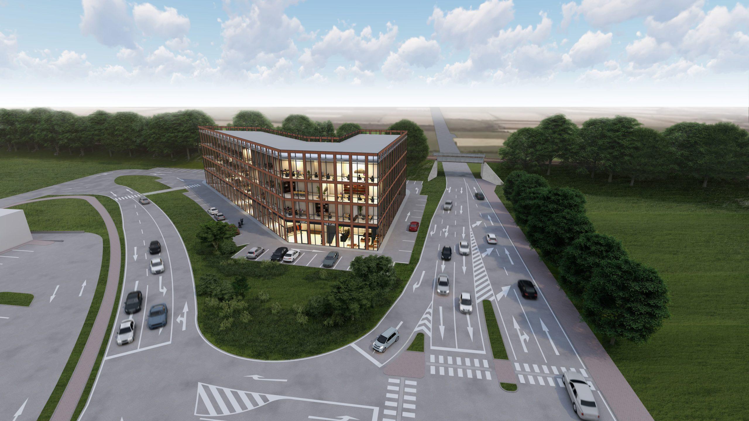 Retail Park Podunajská brána