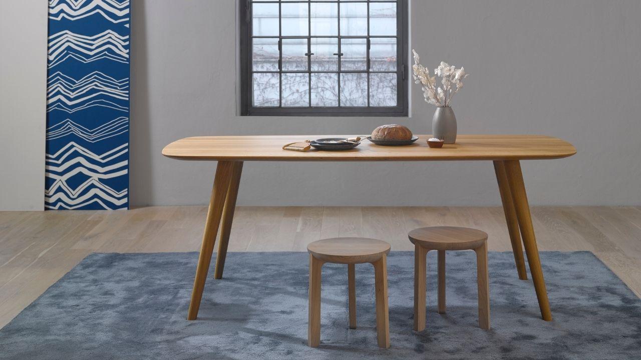 Javorina stôl