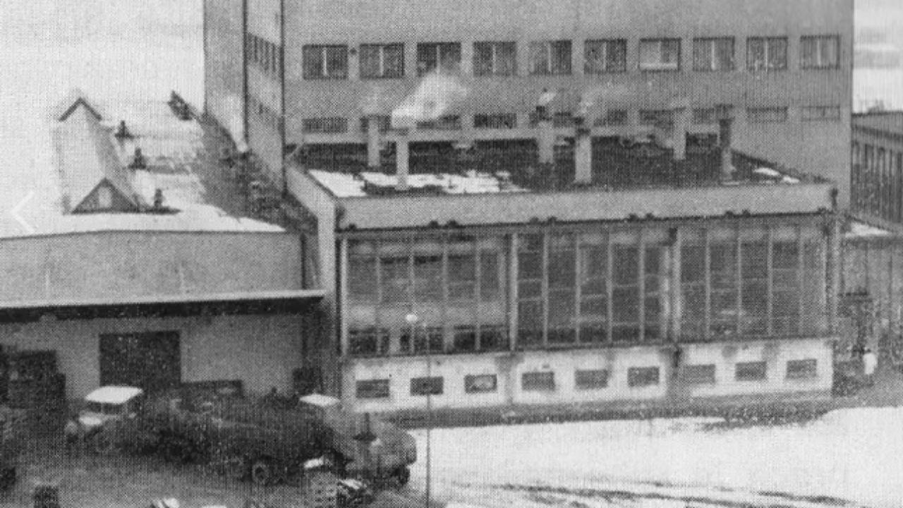Urpiner história pivovar