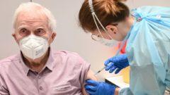 Očkovanie dôchodca