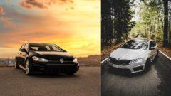 Volkswagen Škoda autá