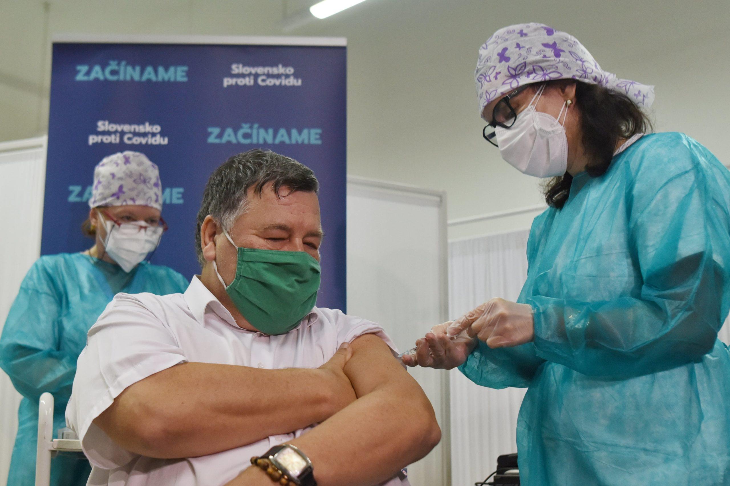 vladimír krčméry očkovanie