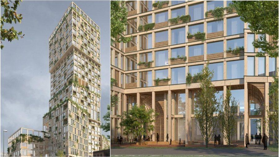 Mad Arkitekter, WoHo, Berlín