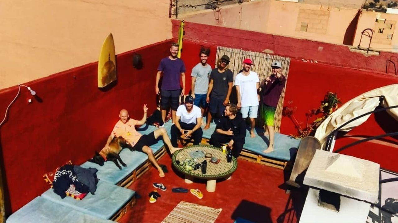 Salas waveclimbing company terasa