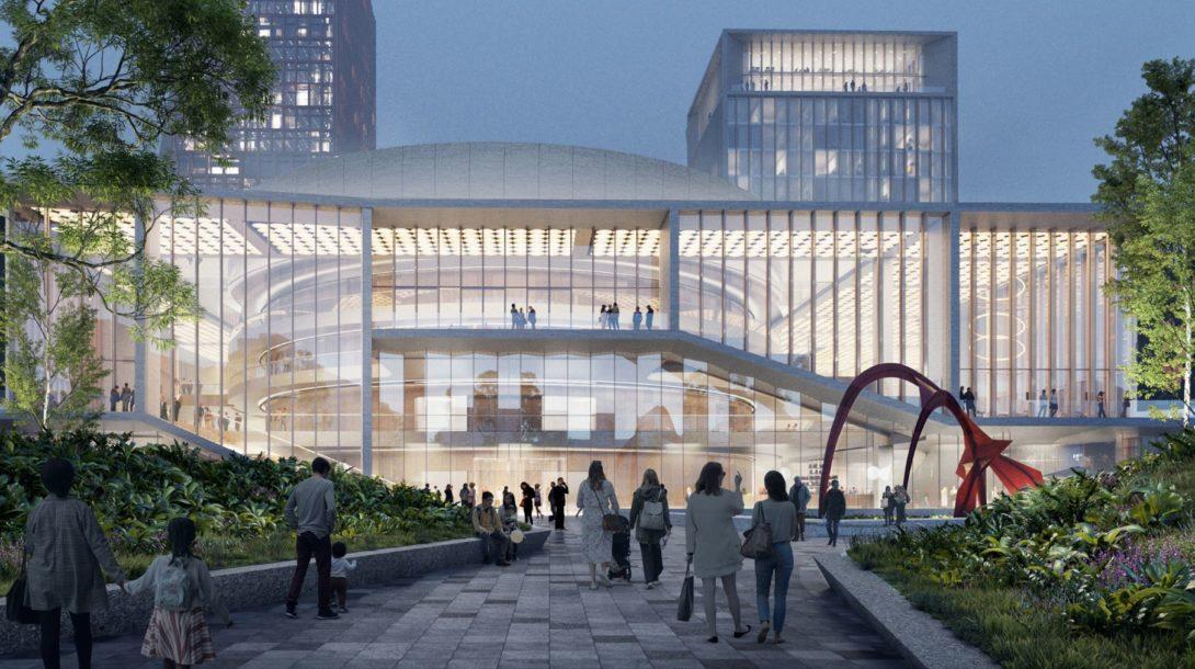 Nový Istropolis - Kultúrno-spoločenské centrum 4