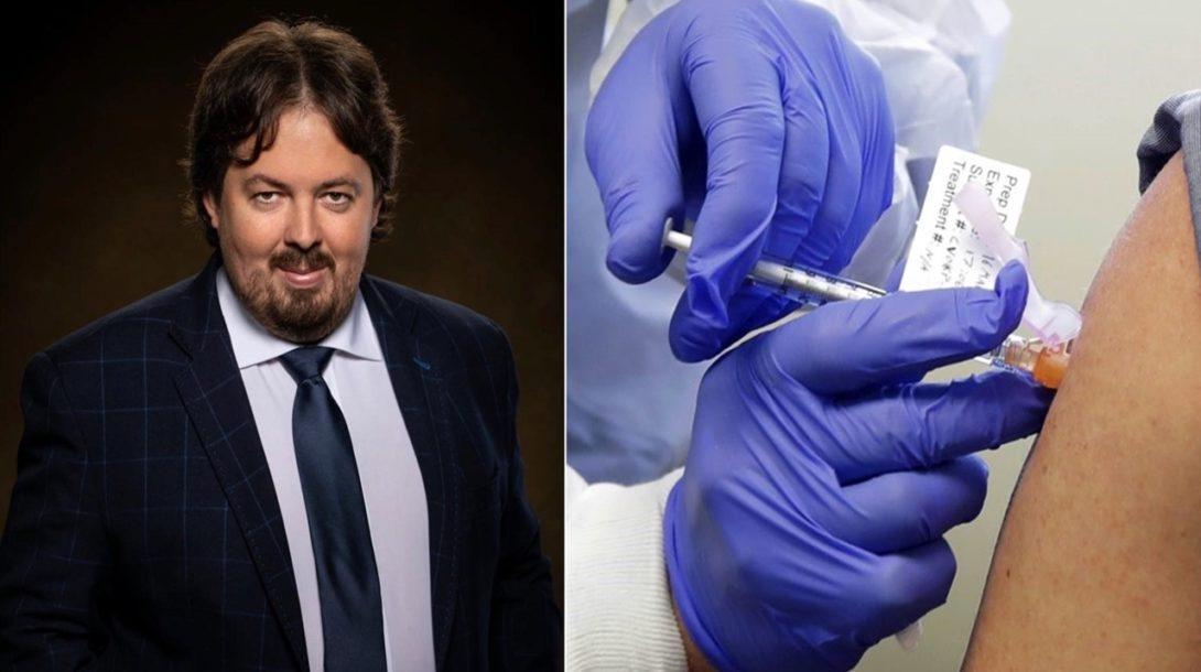 Otto Brixi vakcína očkovanie