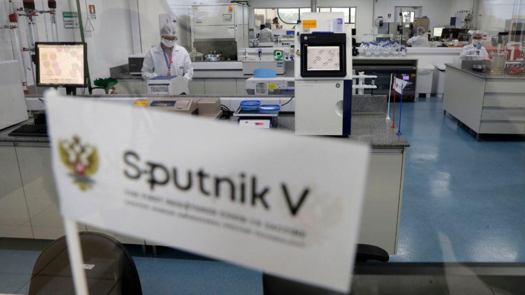 vakcína rusko sputnik