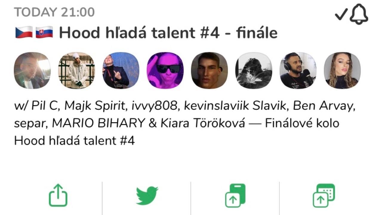 Clubhouse rap súťaž slovensko
