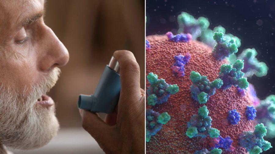 korona/astma