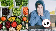 ryby strava stres potraviny zdravie
