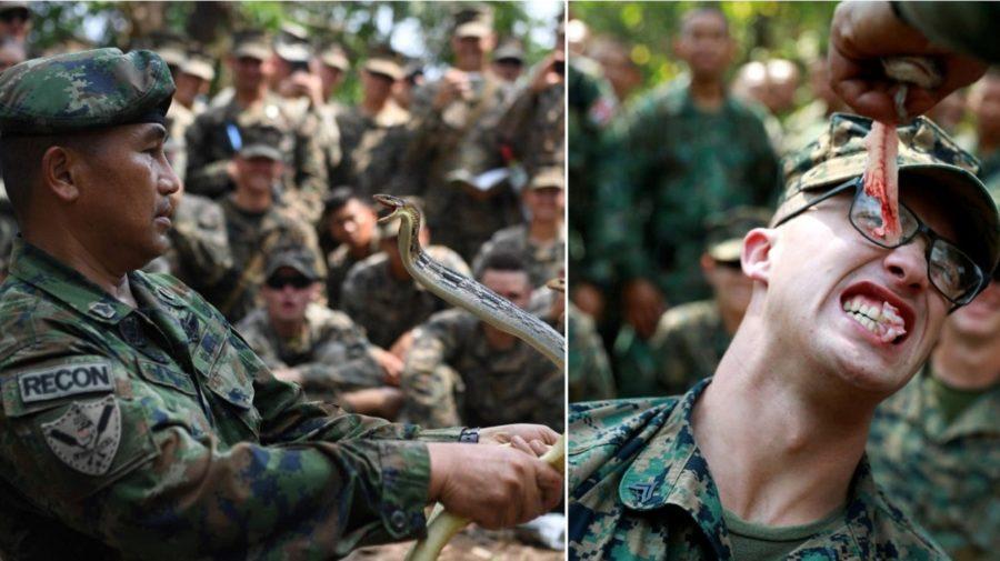 Americkí vojaci