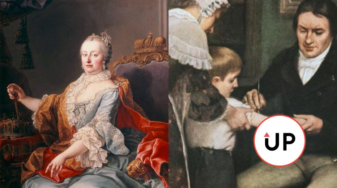 vakcinácia v historii