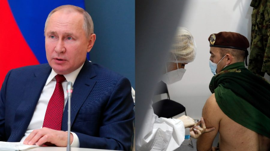 Putin, Sputnik V