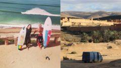Robo, Erik, Salaš, Maroko