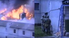 Leopoldov, marec 1990, vzbura